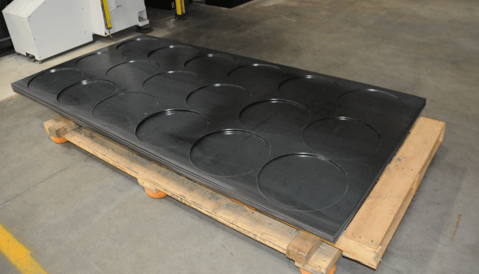 Custom Fabrication for Trade Show Displays | Laser Cutting