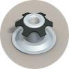 round steel insert