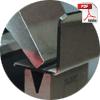 press brake bending wall mount