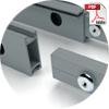 push button miter connector