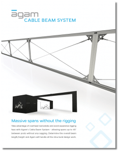 cable beam system brochure cover