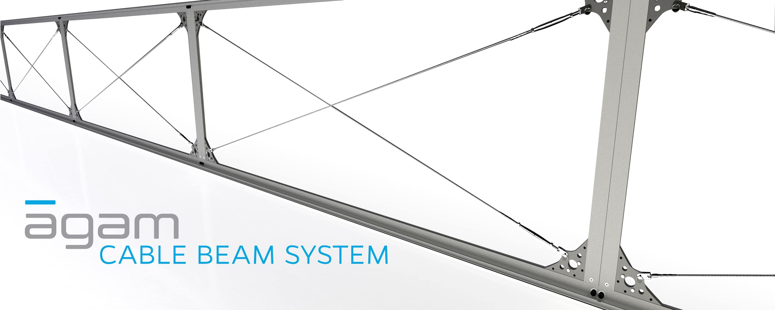 cable beam system
